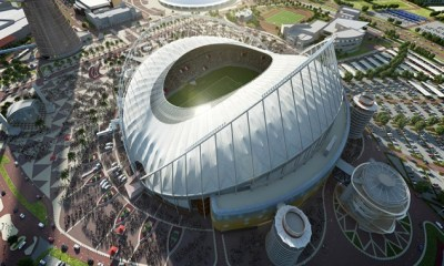 Qatar's Unveiled First Air-Conditioned Stadium For 2022 World Cup 15