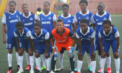 Rivers Angels Suffer First Defeat Of The Season 5