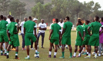 Gernot Rohr And Super Eagles Muslim's At Loggerheads Over Ramadan Fast 7