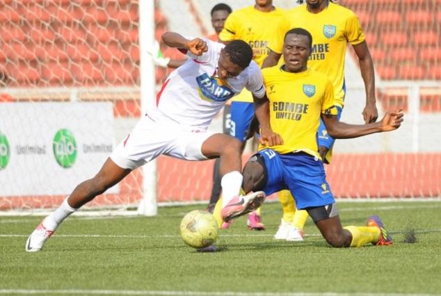 Relegation Battle Tightens Up In The NPFL 11