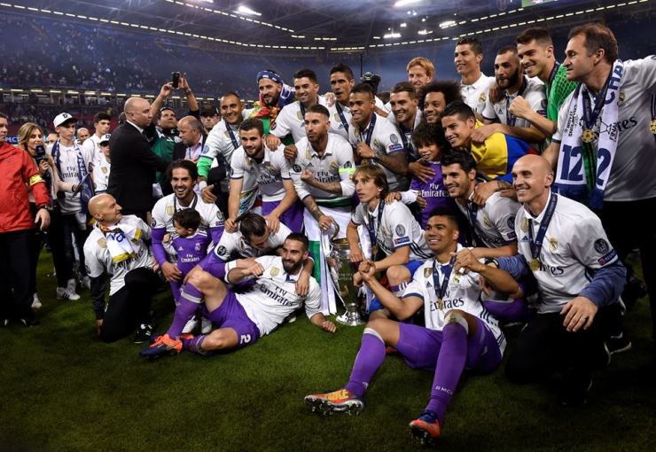 CR7 Bags Brace As Real Madrid Wrap Up An Historic 12th Champions League Title 4
