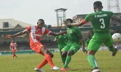 Abia Warriors Whip Sloppy Nasarawa United 4