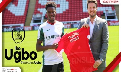 Official: Barnsley Secure Signing Of Chelsea Forward Ike Ugbo 7