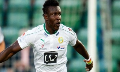 Official: Belgian Outfit KRC Genk Secure Signing Of Ghana Star Joseph Aidoo 2
