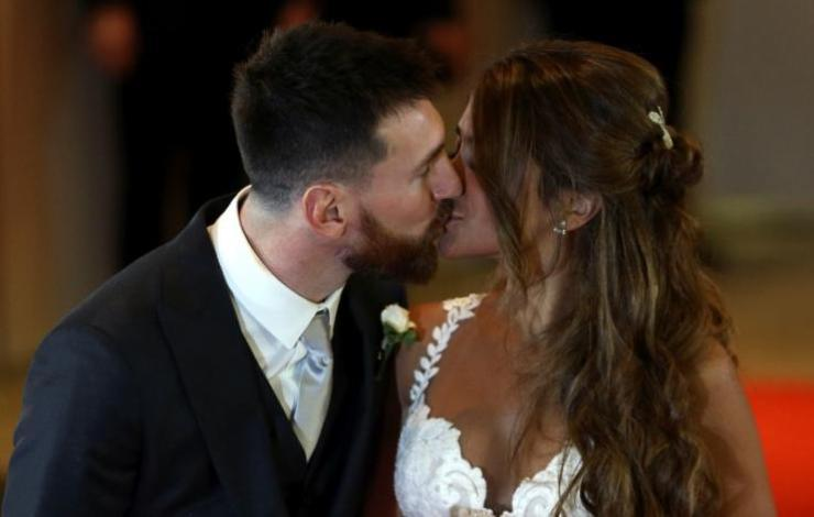 "Interesting Pictures Of Lionel Messi's Wedding : Dubbed ""The Wedding Of The Year"" 22"