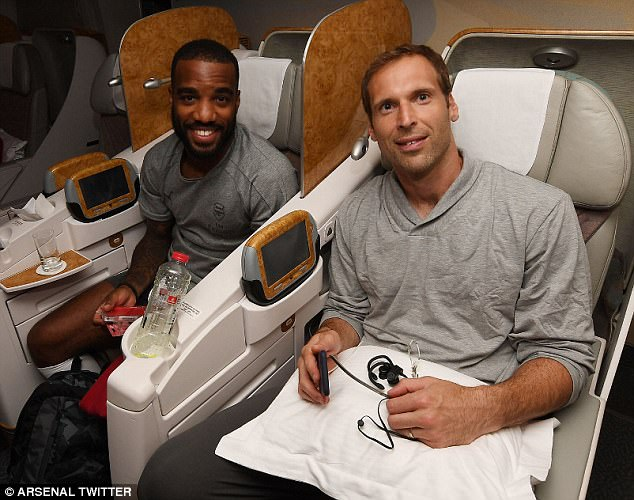 Arsenal Jet Out For Two-Week Pre-Season Tour Of Australia And China 14