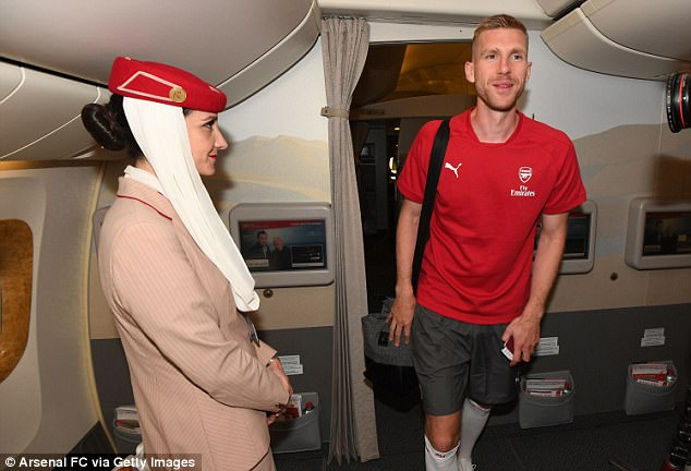 Arsenal Jet Out For Two-Week Pre-Season Tour Of Australia And China 17
