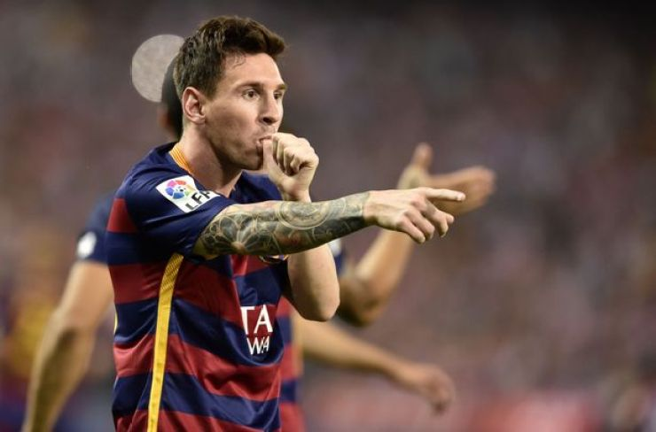 The Touching Story Behind Lionel Messi's 5 Most Iconic Goal Celebrations 15
