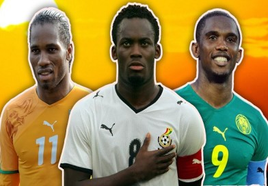 Top 5 Richest Footballers In Africa As At 2017