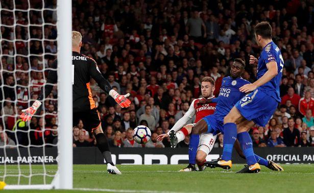 Shower Of Goals! Arsenal Wins 7-Goal Thriller In Premier League Opener 9