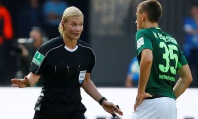 Bibiana Steinhaus Becomes First Female To Officiate In A Major European League 2