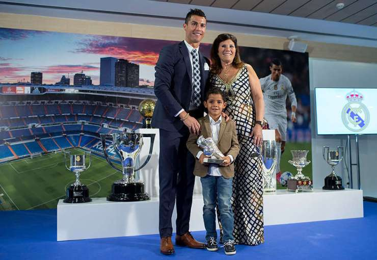 CR7 Reveals The Emotional Effect Being A Father Has Had On His Career As Of Late 9