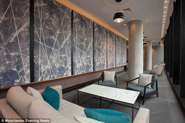 Photo : Manchester City's Multimillion Luxurious Apartment For Pep Guardiola 12