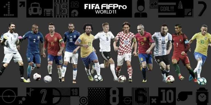 FIFA Best Awards: Ronaldo Beat Messi, Neymar To Claim Best Male Player 22