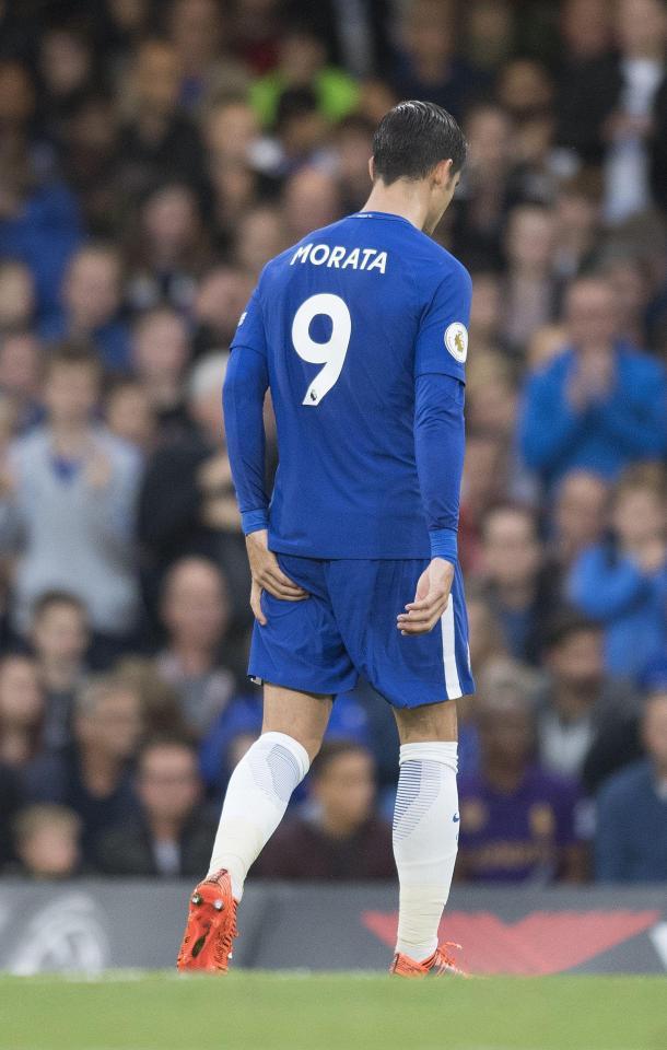 Chelsea Dealt Huge Blow, As Morata Faces Six Weeks Out 4