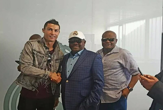 """Spanish Giant """" Real Madrid"""" Set To Establish Football Academy In River State 7"""