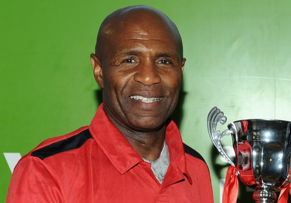 Luther Blissett ! First Black Player To Score A Hat-trick 10