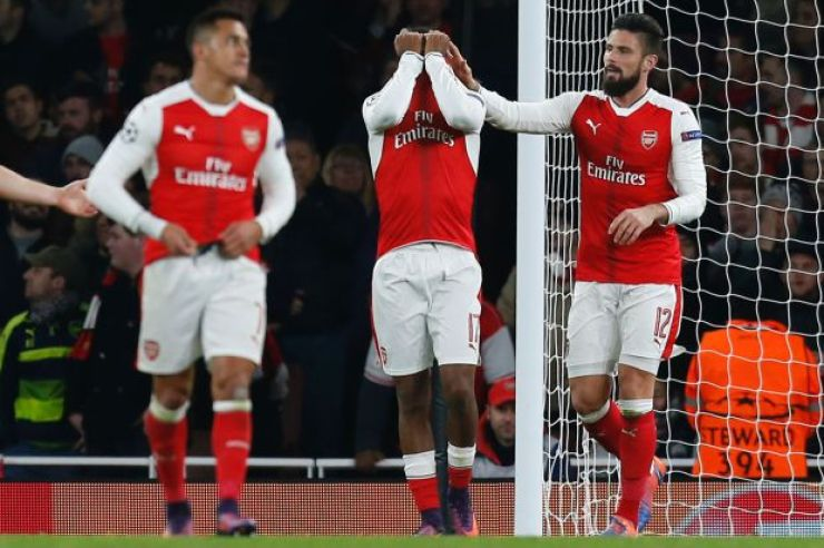 "Here Comes The Dreadful Month For Arsenal, The ""November Curse"" 12"