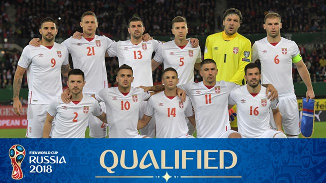 Russia 2018 World Cup: Meet The 32 Qualified Teams 82