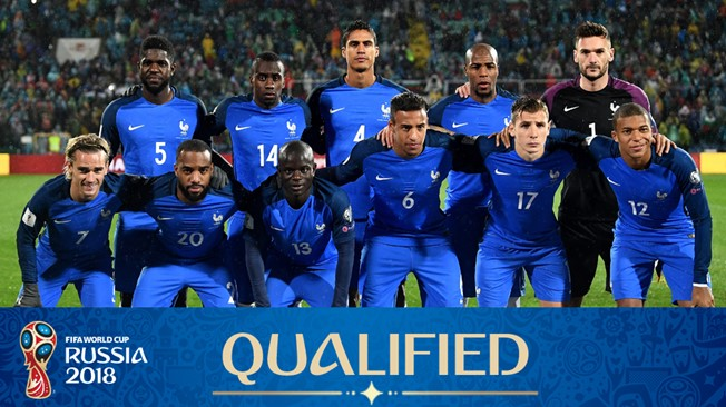 Russia 2018 World Cup: Meet The 32 Qualified Teams 84