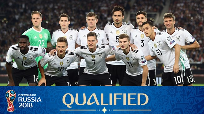 Russia 2018 World Cup: Meet The 32 Qualified Teams 74