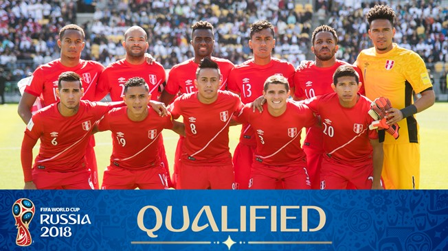 Russia 2018 World Cup: Meet The 32 Qualified Teams 97