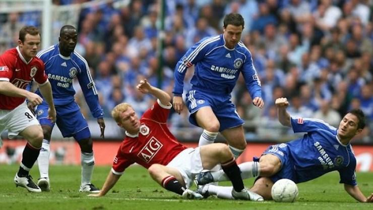 Stamford Bridge Clash : Chelsea vs Man Utd - Statistics Breakdown 8