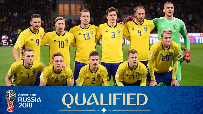 Russia 2018 World Cup: Meet The 32 Qualified Teams 94