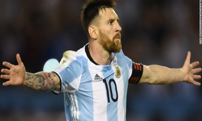 If Lionel Messi Is At His Best, Argentina Can Win The World Cup - Riquelme 4
