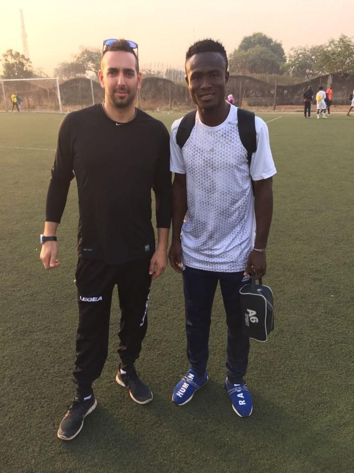 """Hapoel Katamon New Nigerian Signing """"Yusuf Boyi"""" Bags A Brace 4"""