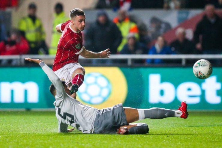 Bristol City Dumps Man United Out, Secure Semi-Final Spot 6
