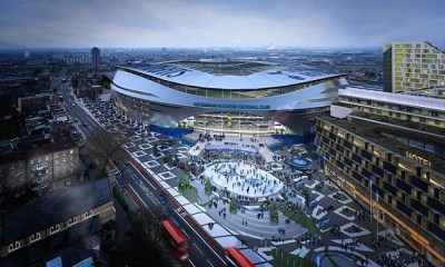Spurs' £800m New Stadium Will Be The Most Expensive Football Ground In Europe Once Completed 4