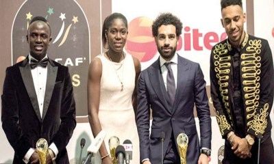 Aiteo Basking In The Euphoria Of 'Best African Football Awards Ever 6