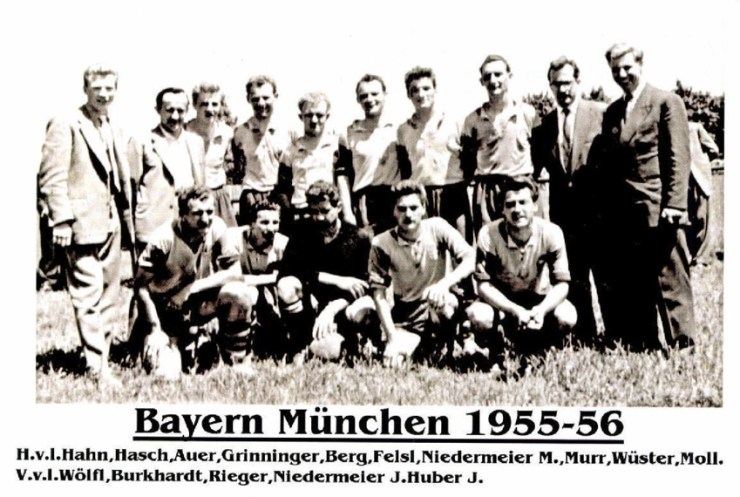 Bayern Munich : Remarkable 118-Years Journey To The Top 4