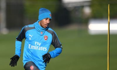 Aubameyang Cleared To Make His Premier League Debut 8
