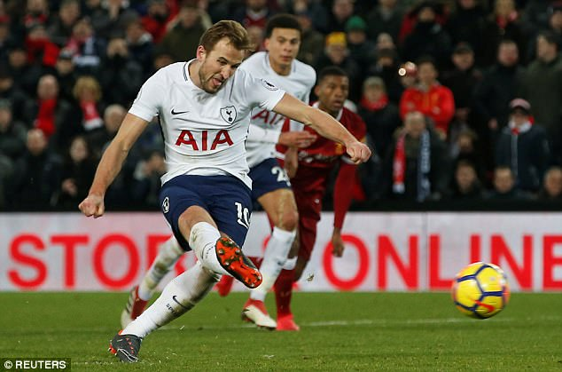 Harry Kane Becomes Second-Quickest Player To A Century Of Premier League Goals 4