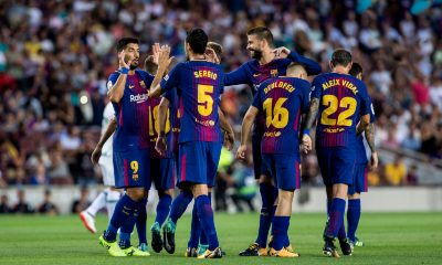 'FIFA Virus' Decimate Nine Barcelona Players Ahead Of Sevilla Clash 6