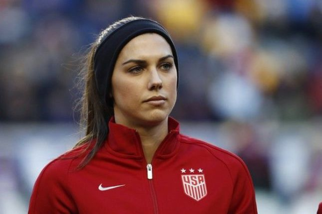 Top Ten Female Football Players As At 2005 Till Date 30