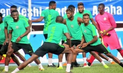 AFCON U23 Qualifier: Imama Amapakabo To Inject Fresh Legs For Return Tie Against Libya 4