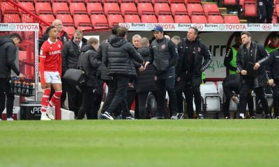 Barnsley Manager Daniel Stendel Lost Two Teeth In A Bloody Incident With Joey Barton 31