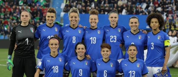 Meet The 24 Teams For 2019 Female World Cup In France 168
