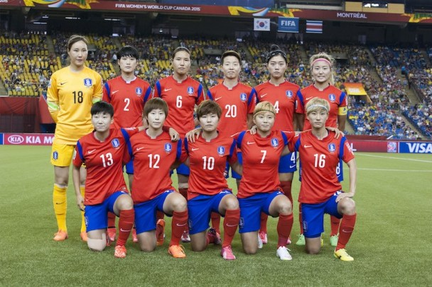 Meet The 24 Teams For 2019 Female World Cup In France 145