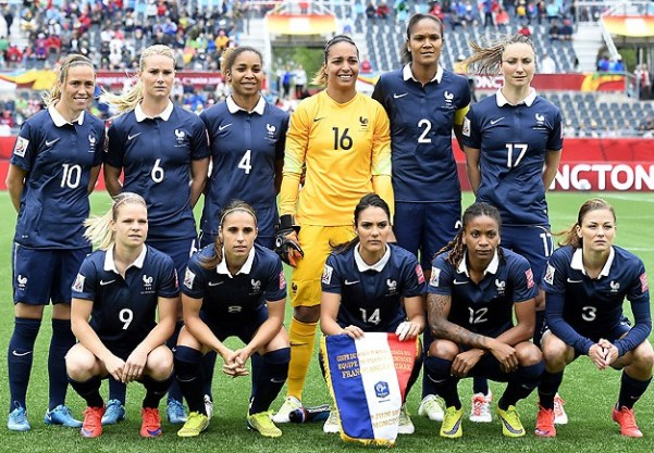 Meet The 24 Teams For 2019 Female World Cup In France 142
