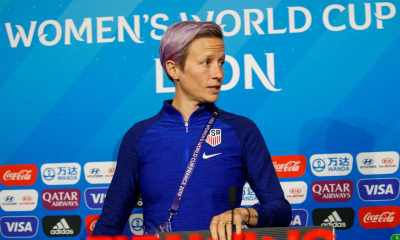 """It's Terrible Scheduling, We Don't Feel Respected ! Megan Rapinoe Slams FIFa 5"