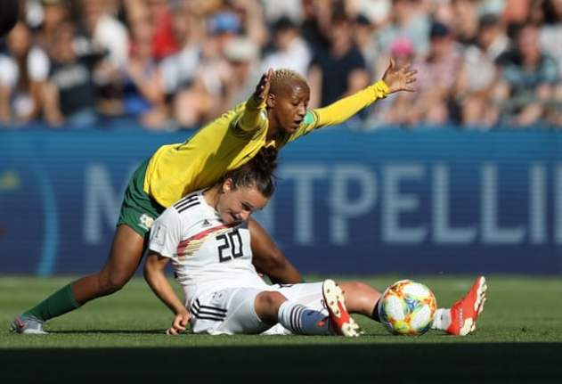 FIFA Womens World Cup : A Big Success, But Africa Still Lagging Behind 16