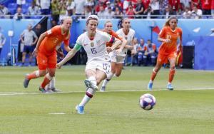 U.S. Women's Soccer Team Wins 2019 World Cup 14