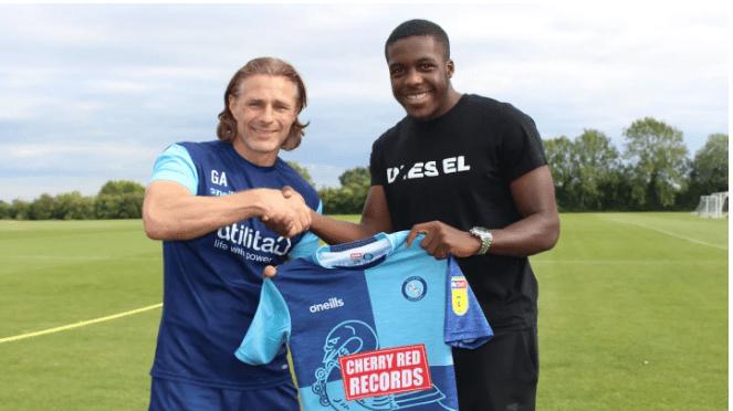Official: Nigeria U20 Midfielder Nnamdi Oforborh Joins Wycombe Wanderers 4