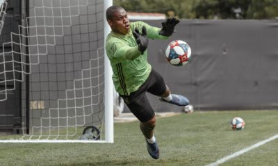 Los Angeles FC's Shot-stopper Philip Ejimadu, Could Well Be A Quick Fix For Super Eagles 5