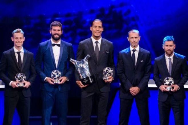 Ballon d'Or : Sergio Ramos Picks Van Dijk Over Messi & Ronaldo 2