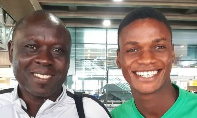 "Brace Up For Golden Eaglet ! ""We Are In Brazil To Win The FIFA U-17 World Cup"" - Manu Garba 15"